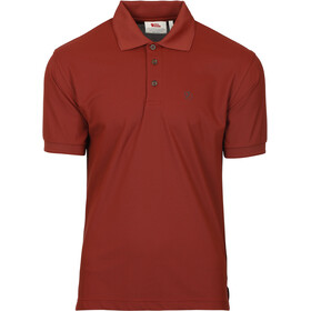 Fjällräven Crowley Piqué Shirt Men deep red